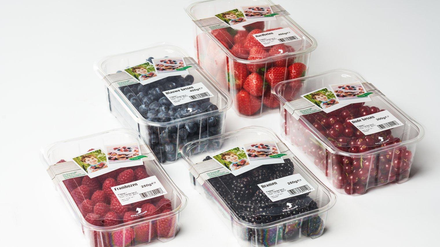 Verpakkings-innovatie van eigen hand
