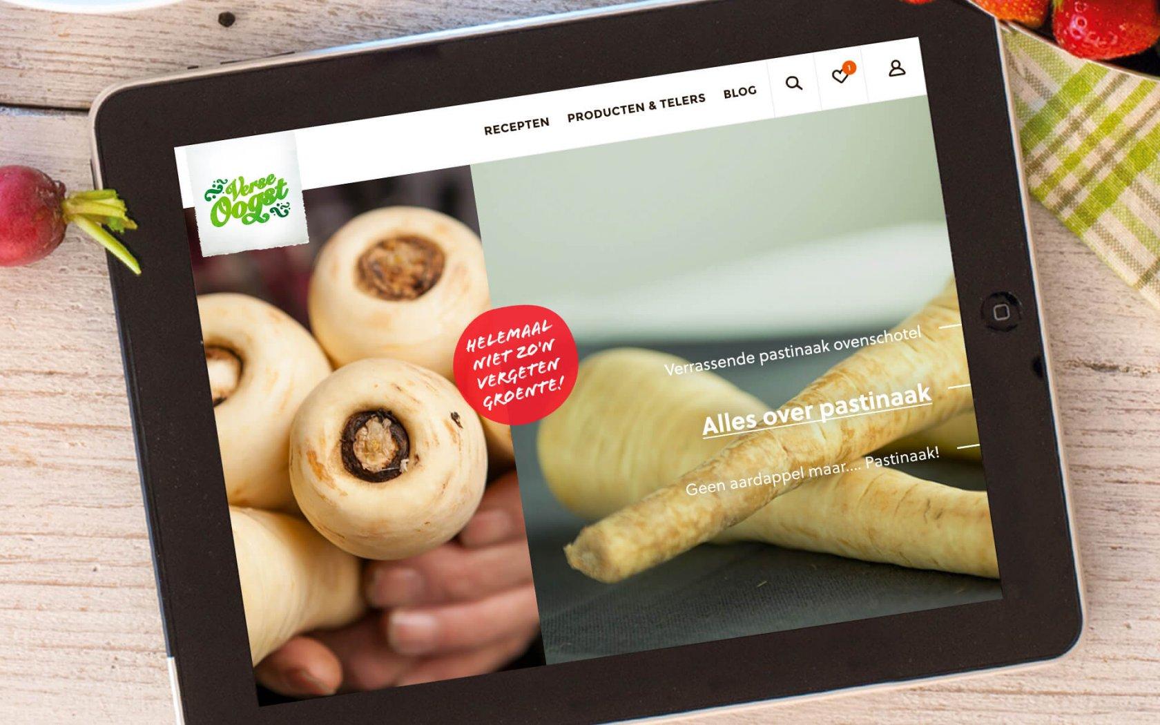 La plateforme informative sur les fruits et légumes
