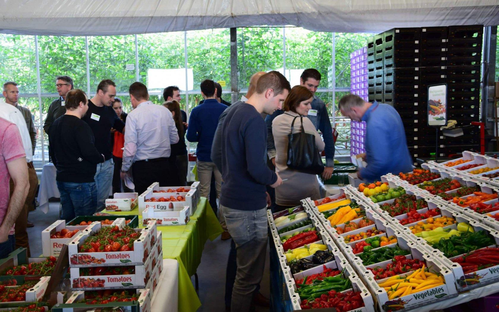 The Greenery luidt Specialty Vruchtgroenten- seizoen in