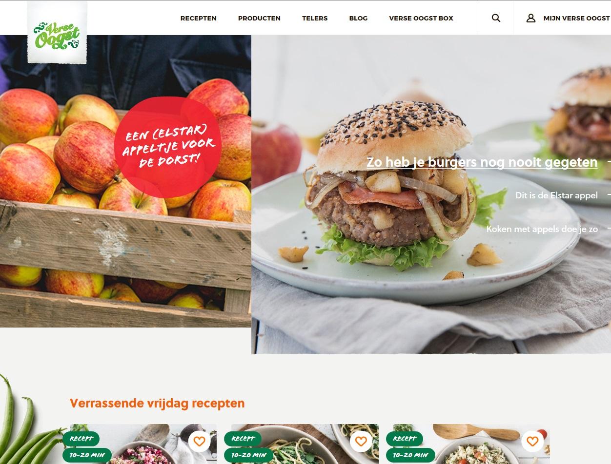 Verseoogst.nl genomineerd voor Website van het jaar