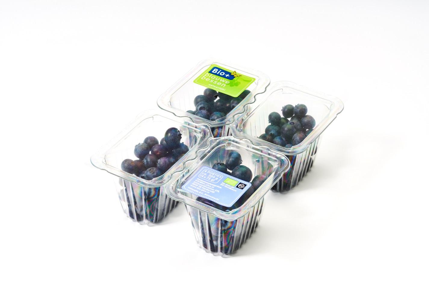 The Greenery en Naturelle maken gezond genieten makkelijk en introduceren nieuwe breekverpakking voor blauwe bessen