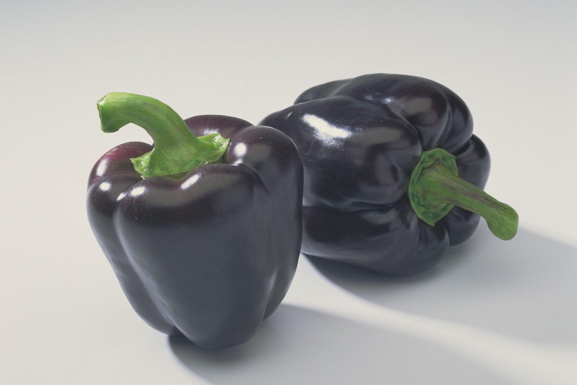 Poivrons special noir