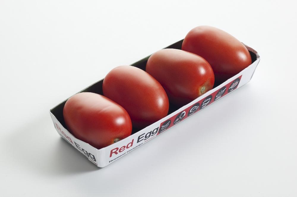 La tomate allongée Red Egg