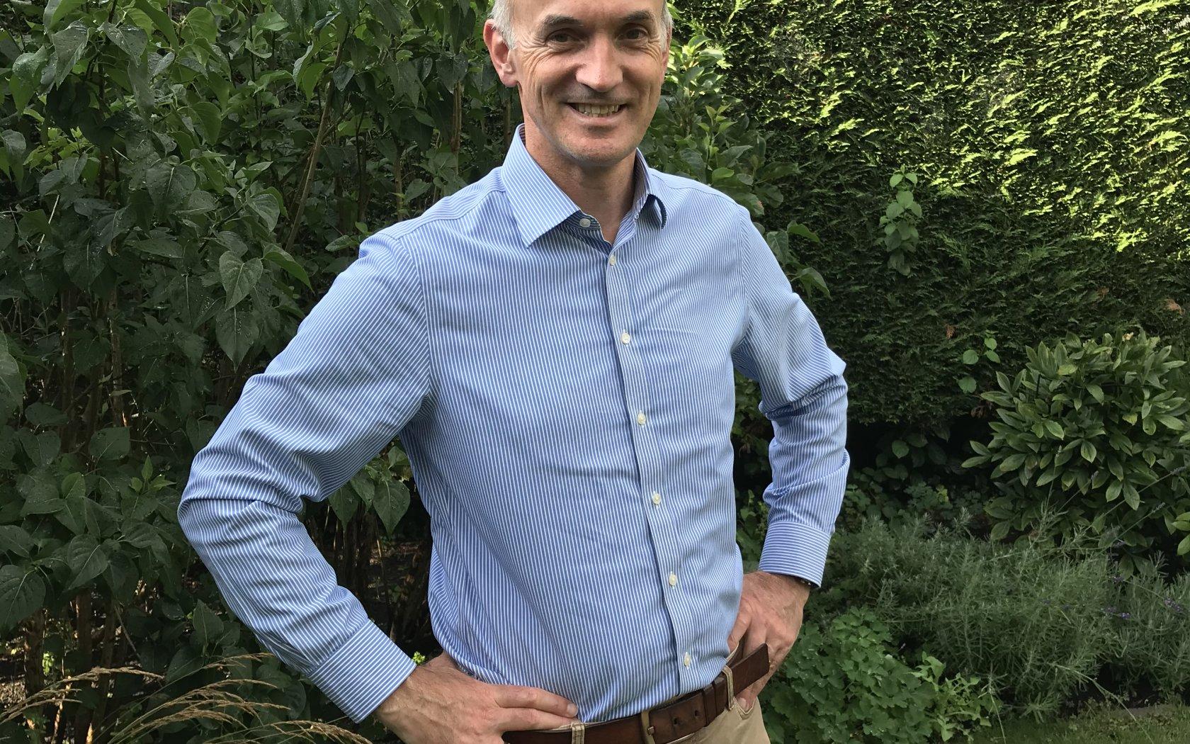 Mark-Jan Terwindt benoemd als directeur The Greenery Growers