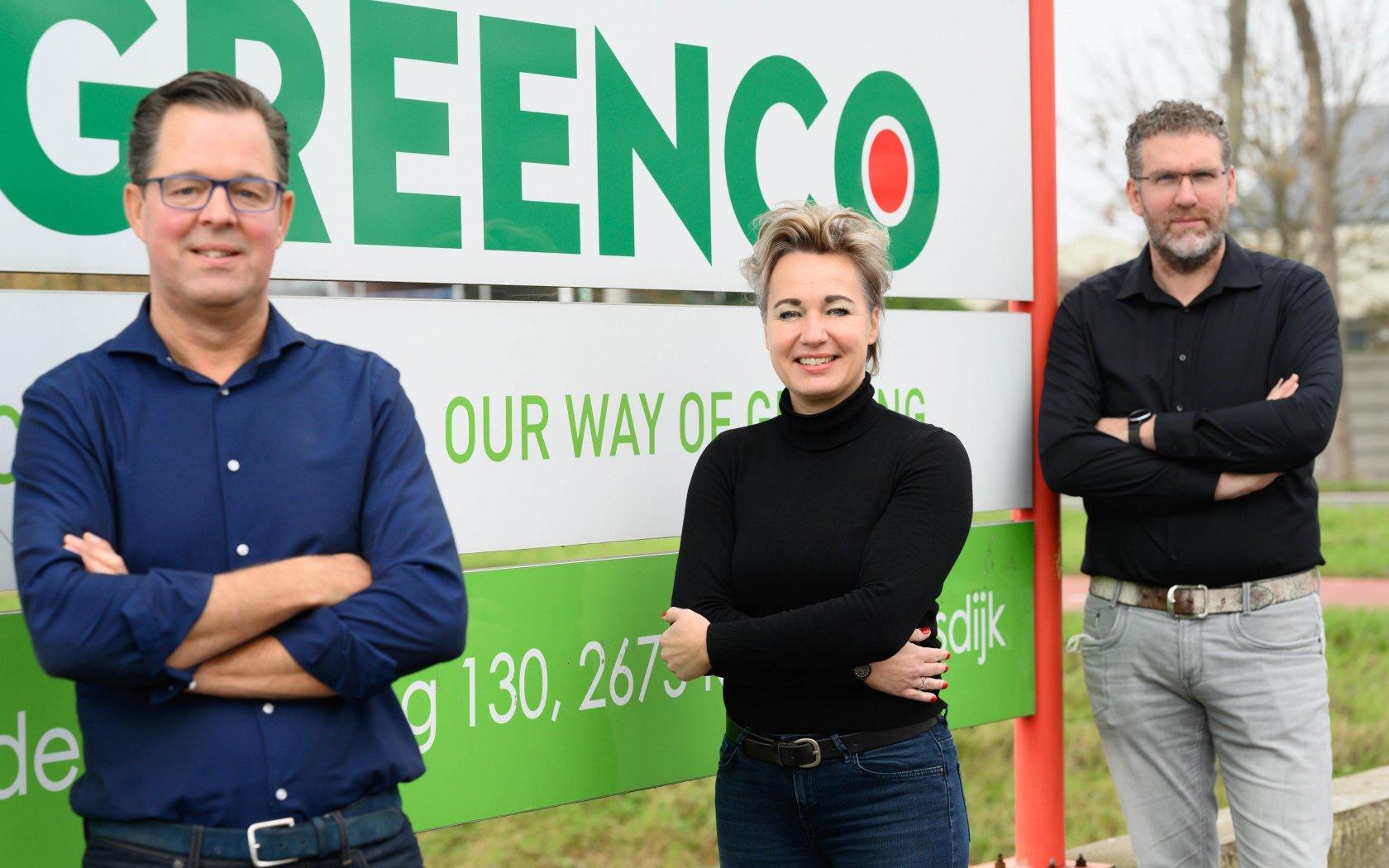 Greenco en The Greenery: Samen nieuwe marktkansen creëren