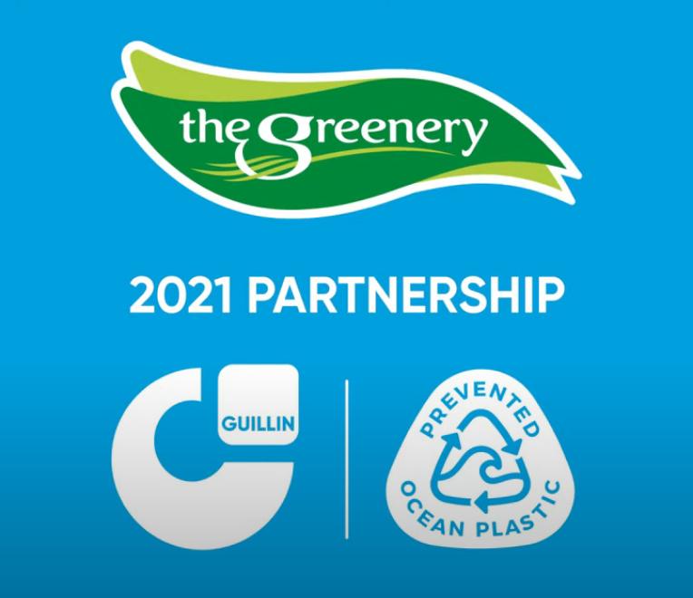 Guillin en The Greenery werken samen tegen plasticvervuiling wereldzeeën